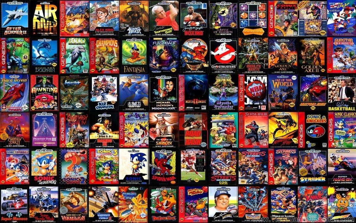 El Ranking Definitivo De Los 50 Mejores Juegos De Sega Génesis Videojuegos